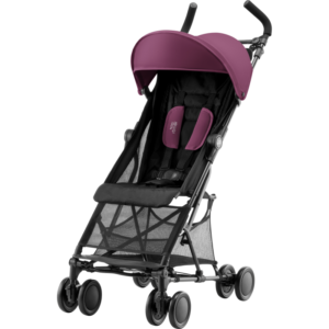 BRITAX HOLIDAY<sup>2</sup> w kolorze Wine Red