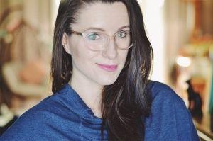 Blogerka Ewa Brzozowska