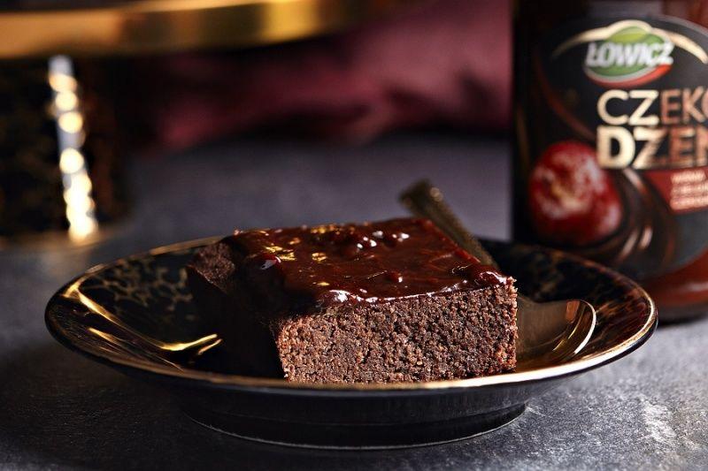 łowicz czekodżem przepis na brownie