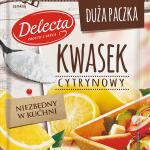 Delecta - Kwasek Cytrynowy