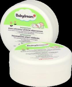 Babydream bezzapachowy krem ochronny i przeciw odparzeniom 150ml 7,99 zł