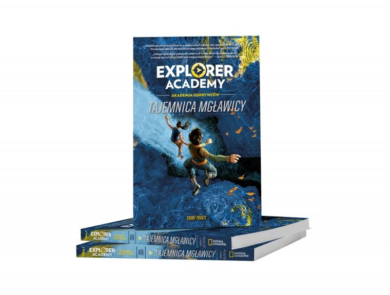 Explorer Academy. Tajemnica Mgławicy