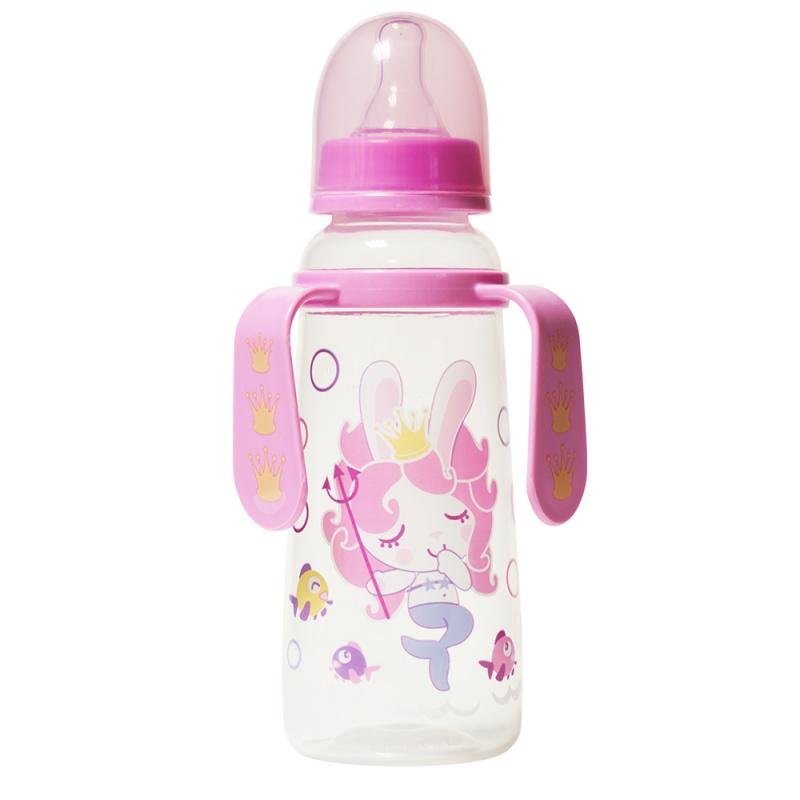 butelka rózowa