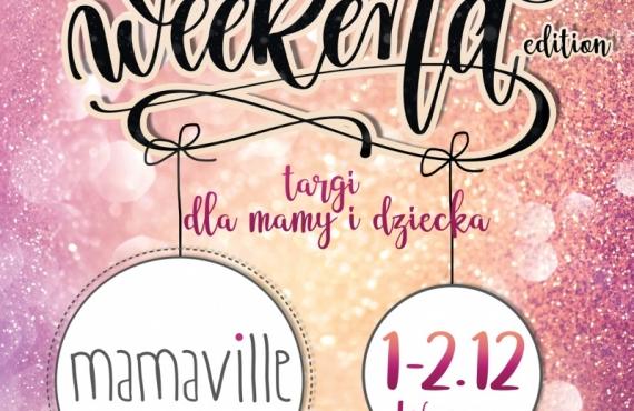 Mamaville Black Weekend