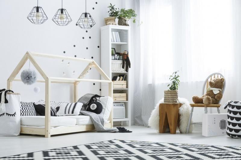 Oczyszczacz w pokoju dziecka