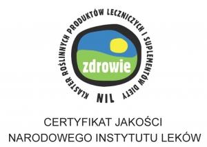 Certyfikat Jakości NIL