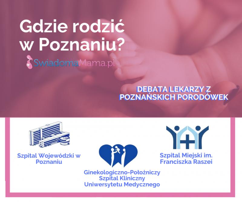 Gdzie rodzić w Poznaniu_