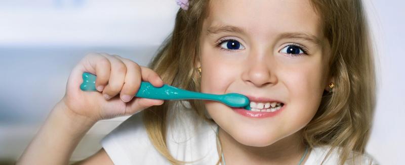 zęby mleczne
