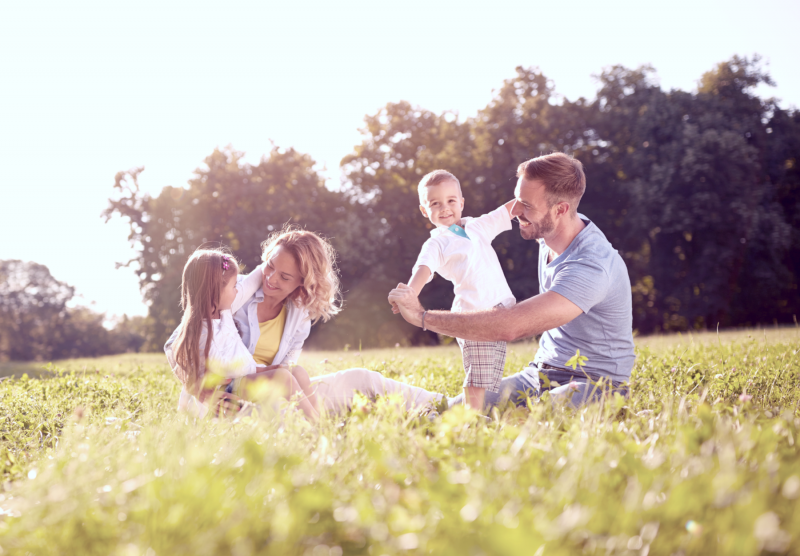 Rodzina bez alergii