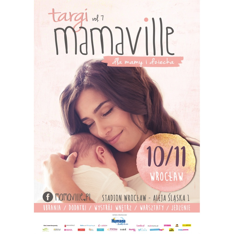 Targi Mamaville Wrocław vol 7