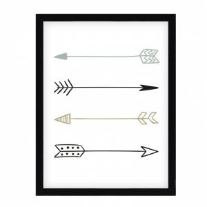 Dekoria, obrazek Arrows